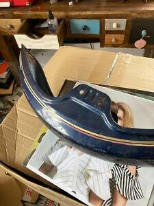 KAWASAKI Z1100, KZ1100, Z1000 Z1 FRONT FENDER/ MUDGUARD IN BLUE.