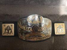 World Class 6-Man Tag Team titles Von erich's Freebirds Jake Roberts Chris Adams