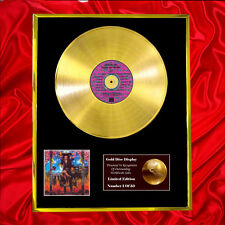 STEVE VAI PASSION & WARFARE CD  GOLD DISC VINYL LP FREE SHIPPING TO U.K.