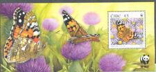 Ireland-Butterflies 2005 min sheet fine used