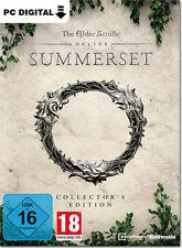 The Elder Scrolls Online: SUMMERSET Digital Collector's Edition, PC-Gamekey