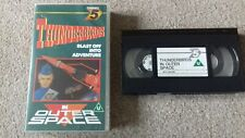 video vhs thunderbirds in outer space