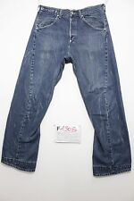 Levi's engineered 1660 (Cod.F1308) Tg.46 W32 L32  jeans usato boyfriend antiform