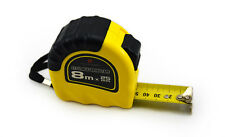 8M Metric Tape Measures Measuring Tape 8m x 25mm