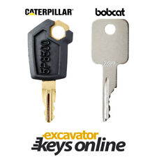 Caterpillar 5P8500 Excavator Key & Bobcat Case Excavator Key