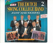 CD DUTCH SWING COLLEGE BAND	a''live'' and kicking 2	HOLLAND EX (R3666)