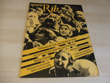 Spare Rib Women's Liberation Feminist Magazine Number 79 February 1979