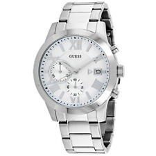 Guess Men's Classic Stainless Steel Watch W0668G7