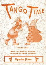 Tango Time- Grade: 4 - 6; Geoffrey Keating Arr: Mark Goddard, PIANO DUET, SP355