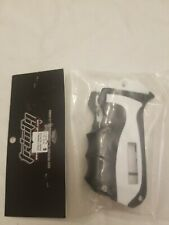 Trinity Paintball Grip for Spyder Electric ESP Frames  White/Black w/ Window