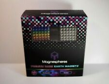 Magnespheres Multi Colored + Nickel Fidget Magnetic Balls 5mm 432 Total Pieces