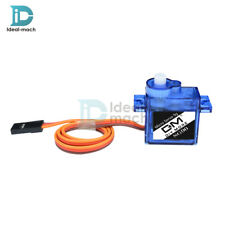 SG90 9G Micro Servo Motor Mini Gear for RC Robot Helicopter Airplane Car Boat