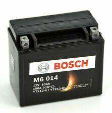 Batteries 10 Ah 12 V pour motocyclette