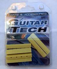 6-Pack! Guitar Tech GT606 Nylon Chitarra Classica White Top Nuts