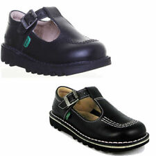 Kickers Buckle Shoes for Girls