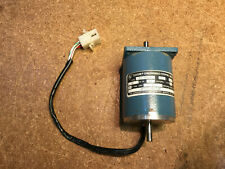 Superior Electric Slo Syn Synchronous Stepping Motor M062 Dual Shaft 65 Oz In