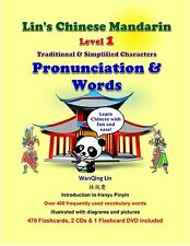 Traditio & Simpl; Chinese for 5 and up-Pronunciation & Words; Paperback, CDs&DVD