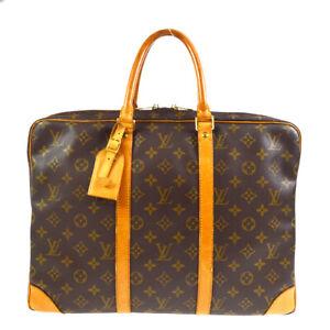 LOUIS VUITTON PORTE DOCUMENTS VOYAGE HAND BAG MONOGRAM M53361 cj 38181