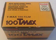 Sealed Roll Kodak Professional T-Max 100 Black & White 135-36 Film, Exp. 10/2005