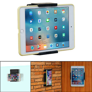 Kitchen Wall Mount, Universal Wall Tablets Holder for i Pad Pro Mini Air Kindle