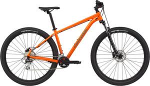 Cannondale Trail 6 Hardtail Aluminum 29er Mountain Bike - Medium - New - Orange