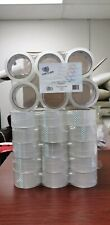 36 Rolls Clear Carton Sealing/Packaging Tape Box Shipping 2 mil 2