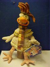Mac the Hen Chicken Run Plush (2000) Dreamworks beanie