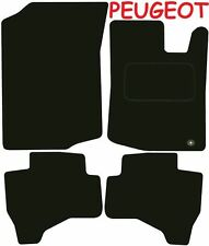 Peugeot 107 Tailored Deluxe Quality Car Mats 2005-2016