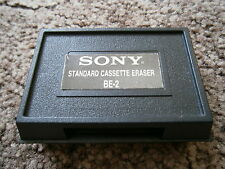 Sony BE-2 Microcassette Eraser