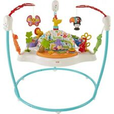 Fisher-Price Animal Activity Jumperoo With Lights & Sounds *Dm