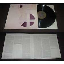 VARESE BOULEZ - Ameriques Arcana Ionisation LP Avant Garde