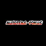 Autoteile-Fokus