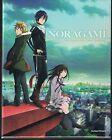 Noragami: The Complete First Season Limited Edition (BD/DVD, 2015, 4-Disc Set)