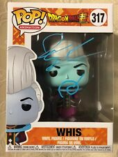 Ian Sinclair Signed Autographed Whis Funko Pop Dragon Ball Z JSA WITNESS COA 5