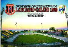 Lanciano, Chieti - Stadio Campo Sportivo - Non Viaggiata - SC393