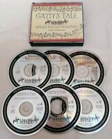 AUDIO BOOK - Gattay's Tale Kevin Crossley-Holland X6 CDs Read By Claudia Renton