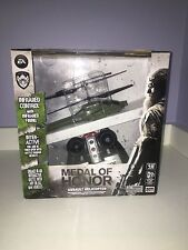 """Interactive Toy Concept Medal of Honor Assault R/C Helicopter """"MOH game"""""""