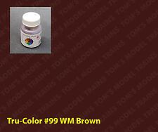 099 Tru-Color Paint WM Brown
