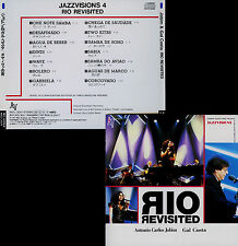 JOBIM & GAL COSTA  rio revisited  /  NACJ 3524 JAPAN