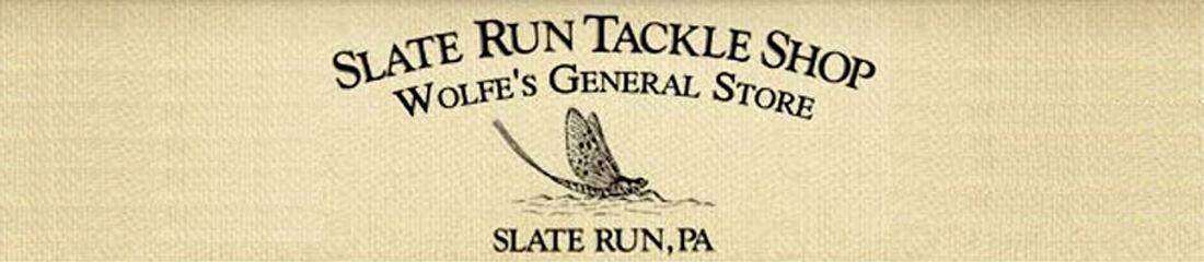 Slate Run Tackle Shop
