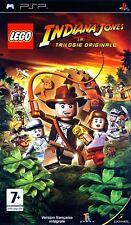 LEGO    INDIANA JONES  LA TRILOGIE ORIGINALE     -----   pour PSP