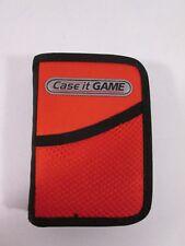 Case It Gameboy Travel Storage Case Nintendo Game Boy Orange 42618