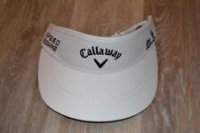 CALLAWAY STUART APPLEBY High Crown Golf Tour Issue Visor Big Bertha !!