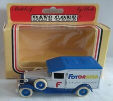 LLEDO DAYS GONE FOTORAMA 1936 PACKARD VAN DIECAST BOXED