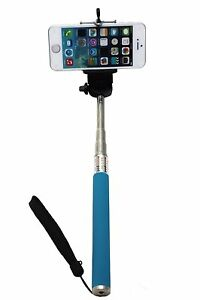 Extendable Self Portrait Selfie Stick Monopod Tripod iPhone 6 6S Plus 5 5S 5C SE