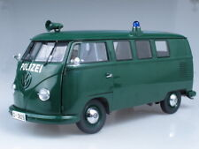 Scale model 1/12 Volkswagen Police Van 1956