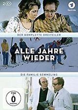 Alle Jahre wieder - Die Familie Semmeling NEU OVP 2 DVDs