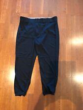 New listing Rawlings Baseball Softball Pants XL 38x25 belt loop