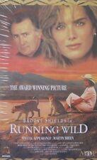 RUNNING WILD - VHS