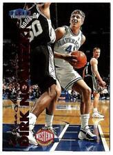 DIRK NOWITZKI 1999-00 Fleer (ex-mt) Dallas Mavericks